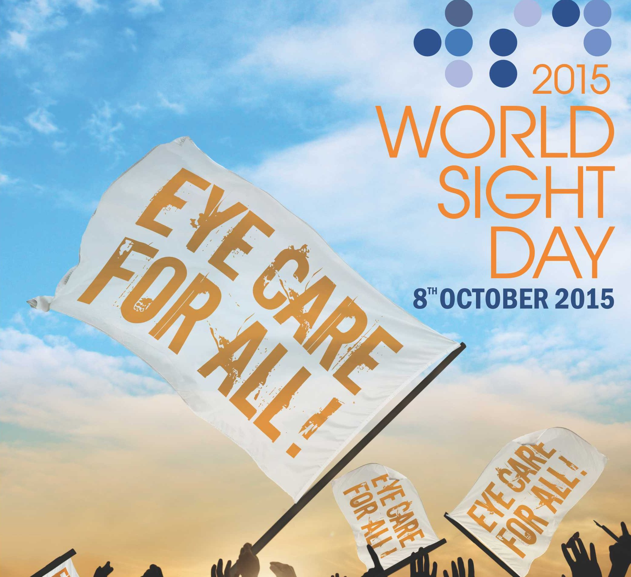 World Sight Day – 8th October 2015