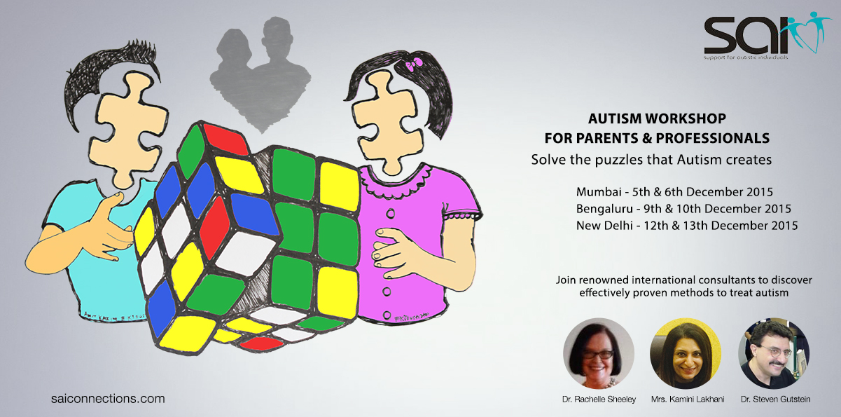 Workshop : Find the Missing Pieces of the Autism Puzzle