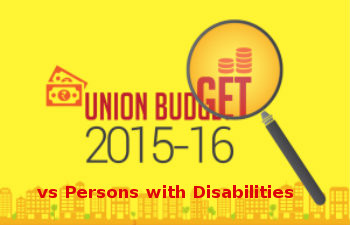 Budget 2016 – Disability Benefits