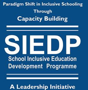 School Inclusive Education Development Programme