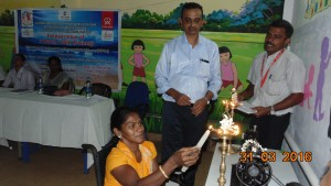 Skill development for Persons with Disabilities to enhance Livelihood Opportunities