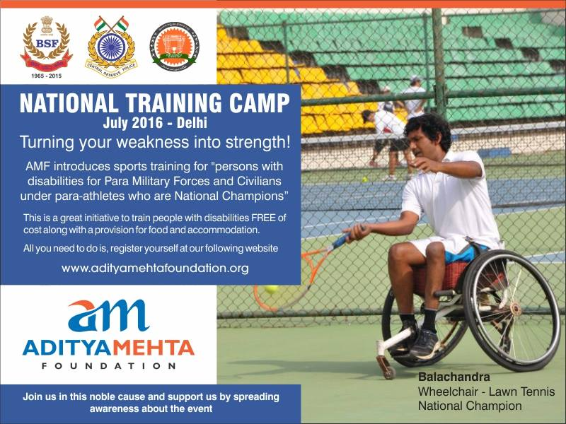 National Training Camp for Para Militry Forces and Civilians