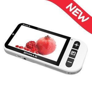 SNOW S – Video Magnifier with Speech Function