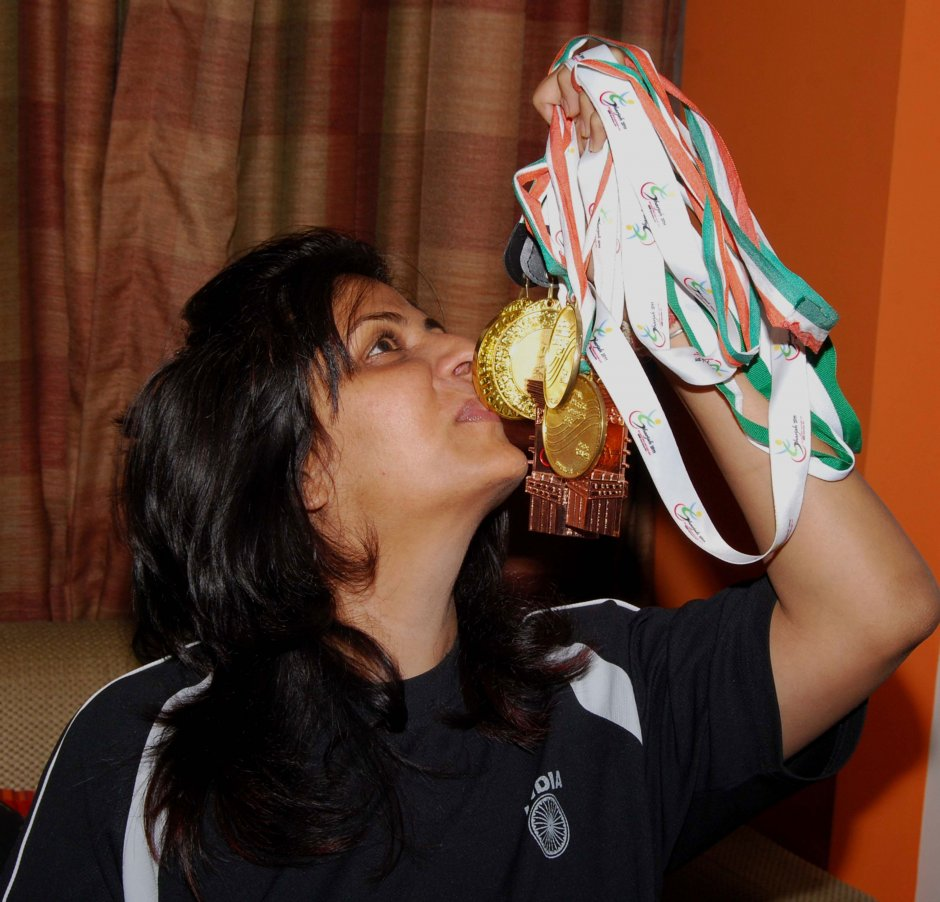 Deepa Malik won the Silver Medal in Rio Paralympics 2016
