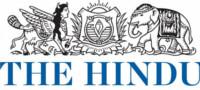 The Hindu logo image