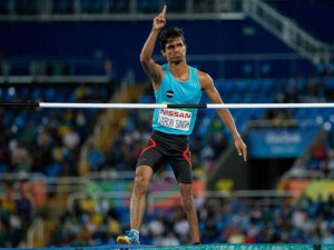 Bhati Varun Singh won the Brown's Medal in Rio Paralympics 2016