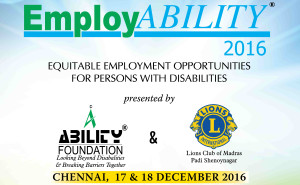 EmployABILITY 2016 – Job Fair for Qualified People with Disabilities