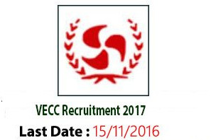 VECC Special Recruitment Drive for Persons with Disabilities