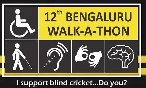 12th Bengaluru Walkathon 2016