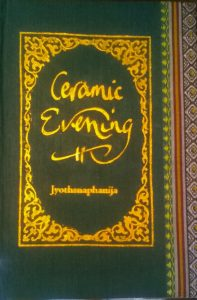 Ceramic Evening – Dr Jyothsnaphanija