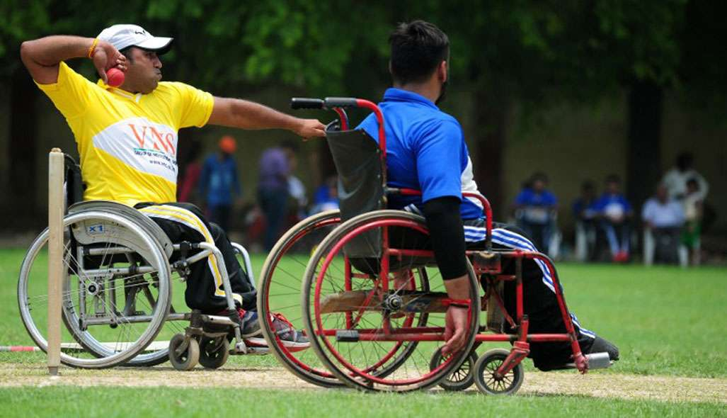 Wheelchair Cricket India Tournament on 30th April 2017