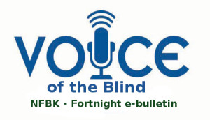 Voice of the Blind – 38th issue - part 1