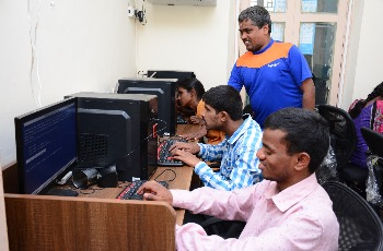 Free Residential Computer Training in Snehadeep