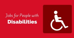 Govt Job Openings for Persons with Disabilities