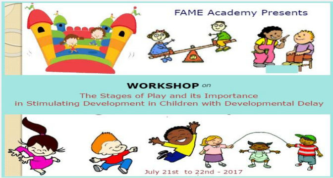 The Stages of Play & Stimulating Development in Children with Developmental Delay