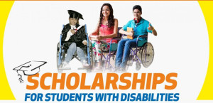 Scholarships for Students with Disabilities 2017-2018