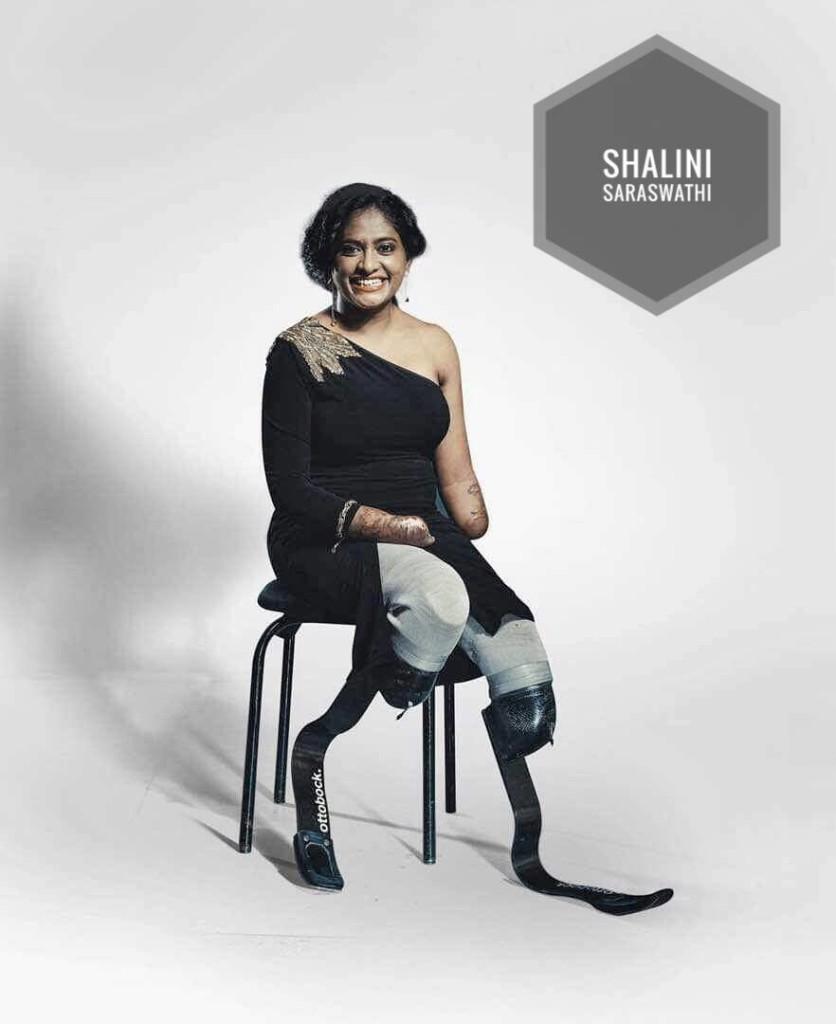My Life, My Decisions – Shalini Saraswathi