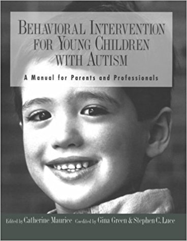 Behavioral Intervention for young Children with Autism ( Offer Price)