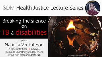 Webinar – Breaking the silence on TB and disabilities