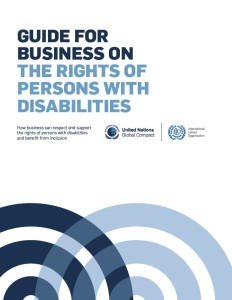 Guide for Business on the Rights of Persons with Disabilities