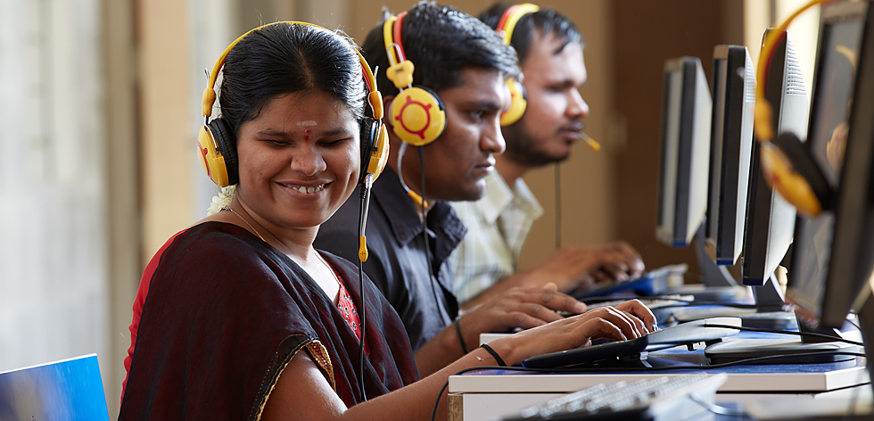 Free Workshop for Visually Challenged on Personality Development