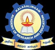 Kalasalingam academy of Research logo