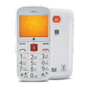 iBall Aasaan4 mobile phone with Braille, talking keyboard feature