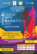 Covai Mini Marathon – Together we are better