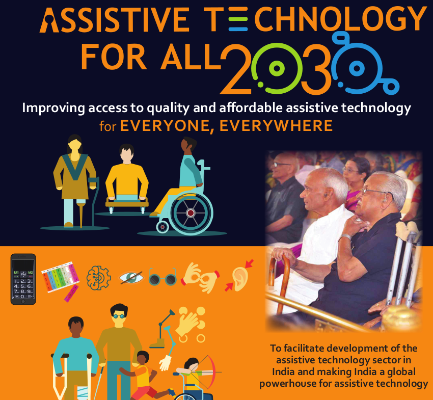 National Conference on Assistive Technology for all 2030