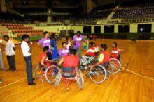Introductory camp on Wheelchair Basketball – Uttarakhand